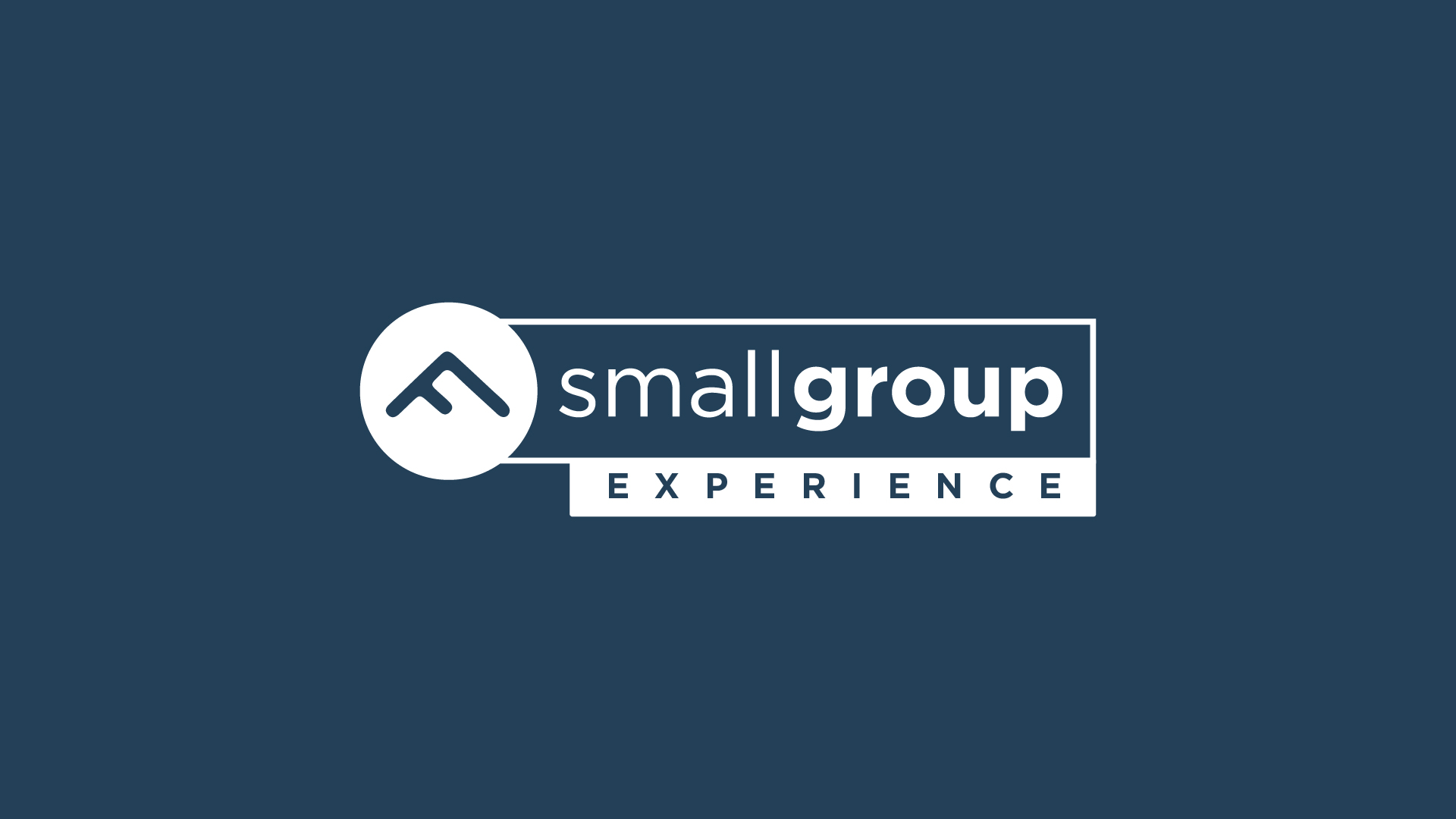 Short Term Small Group